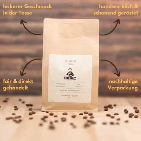 Filterkaffee klassisch_Vorteile